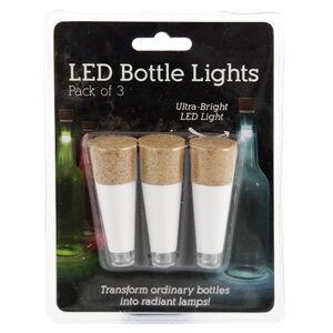 3 LED Bottle Lights