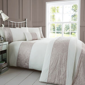 SINGLE DUVET COVER Olivia Marie Mink