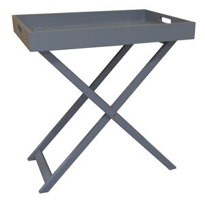 Butlers Large Grey Table Tray