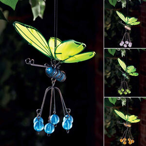 Glow in the Dark Hanging Butterfly Decoration