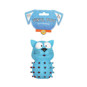 Vinyl Animal Toy With Squeeker