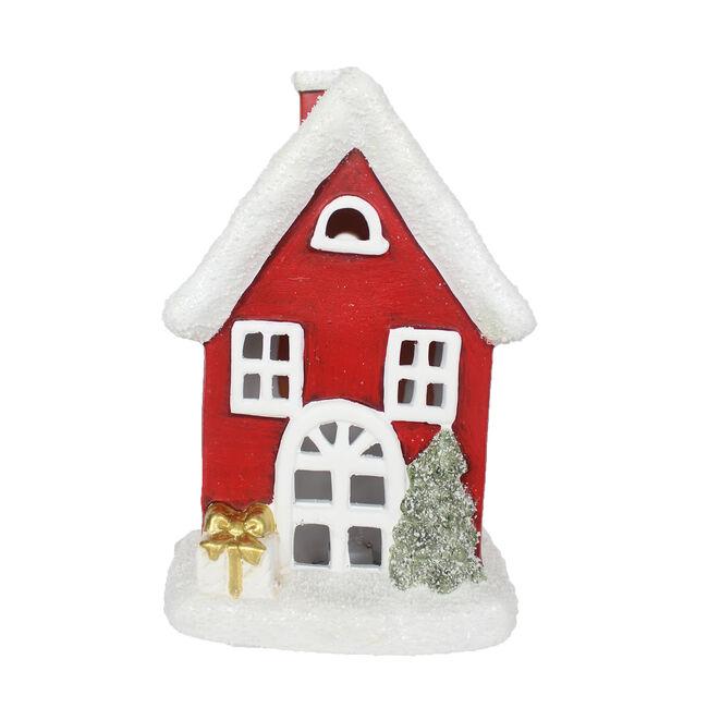 Lightup Christmas House