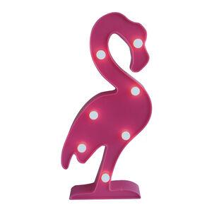 Light Up Flamingo Silhoutte