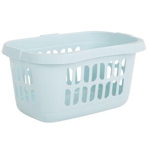Casa Hipster Laundry Basket Duck Egg