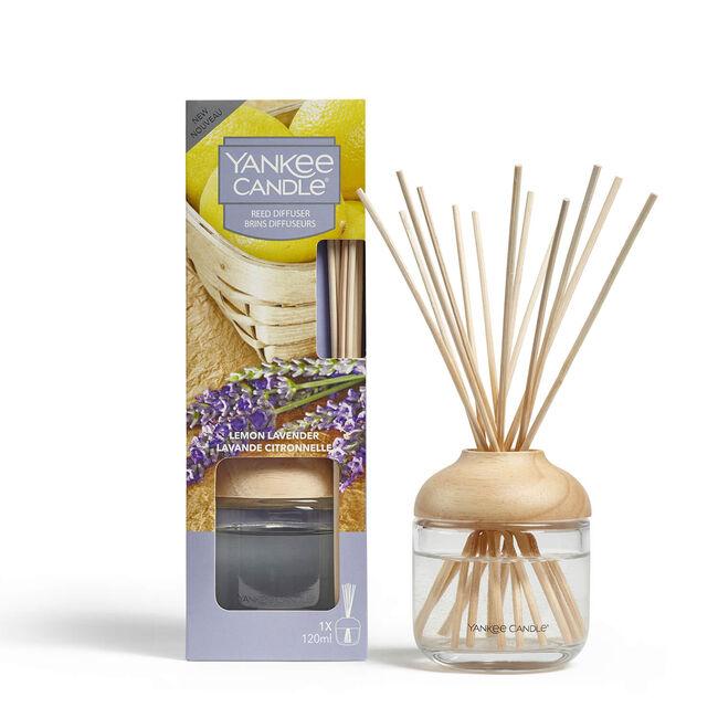 Yankee Lemon Lavender Reed Diffuser