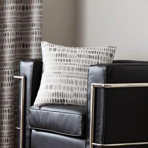 Prodigy Grey Cushion 58cm x 58cm