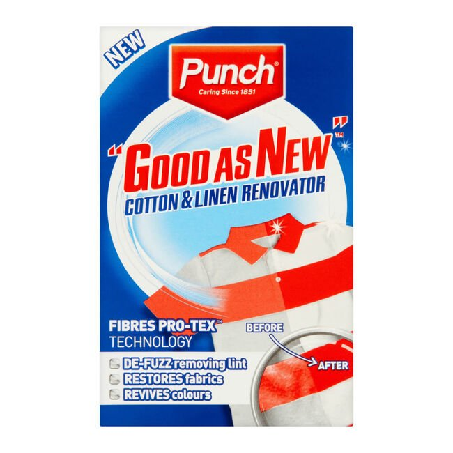 Punch Good as New Fabric Renovator