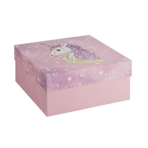 "10"" Unicorn Cake Box"