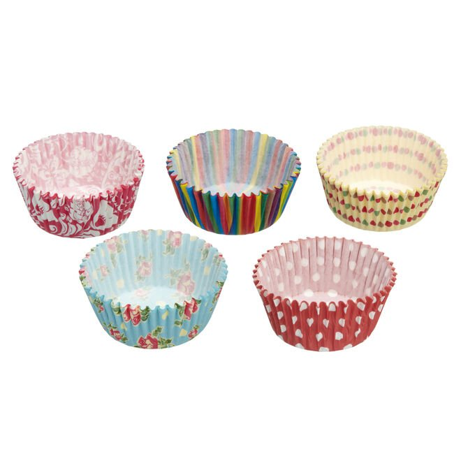 Sweetly Does It Cake Case 250 Pack