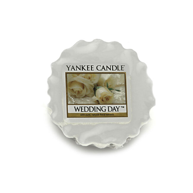 Yankee Candle Wedding Day Tart
