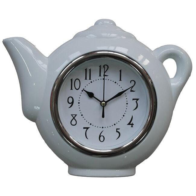 Tea Pot Wall Clock