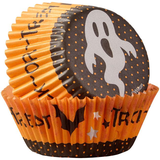 Wilton Halloween Trick-or-Treat Cupcake Cases