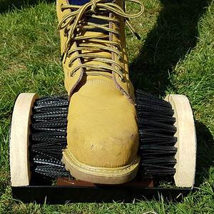 Shoe Scrubber