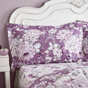 Bea Plum Pillowshams 50cm x 75cm