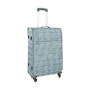 Medium Memories Lightweight Suitcase