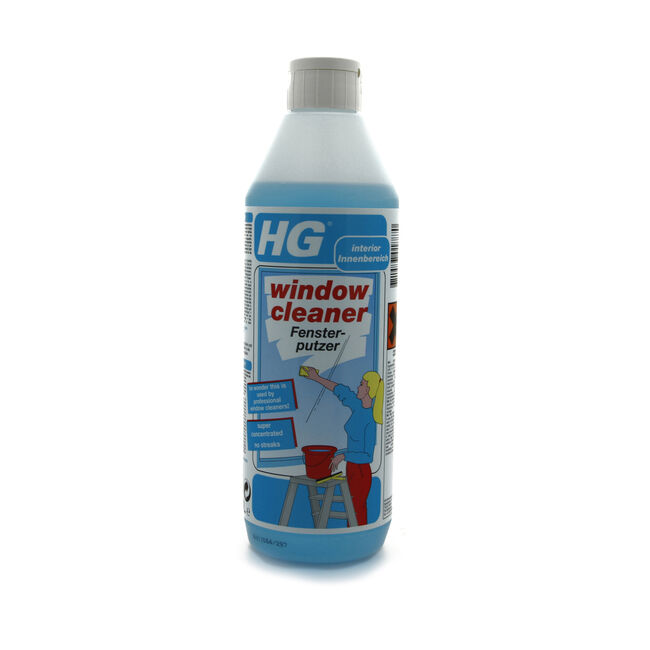 HG Window Cleaner 0.5L