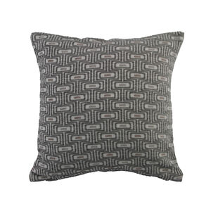 Laura-Jane Grey Cushion 45cm x 45cm