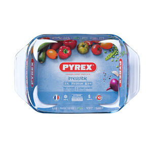 Pyrex Irresistible Oblong Roaster 31x20cm