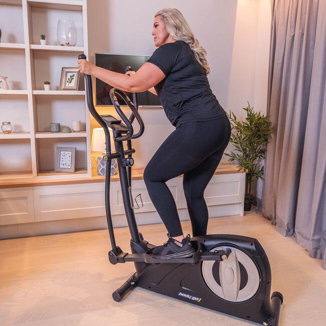 Body Go Fitness Deluxe 6kg Flywheel Cross Trainer