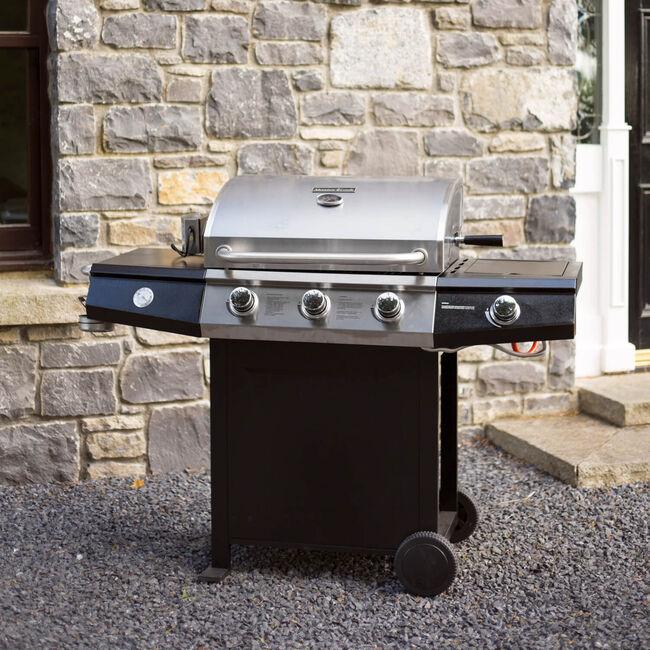 Master Cook Classic 400 BBQ 4 Burner