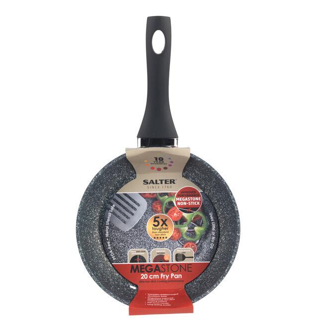 Salter Megastone 20cm Frying Pan