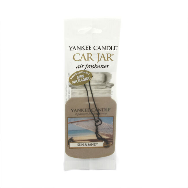Yankee Candle Sun & Sand Car Jar