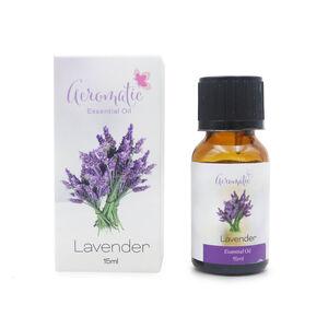 Aeromatic Lavender Essential Oils