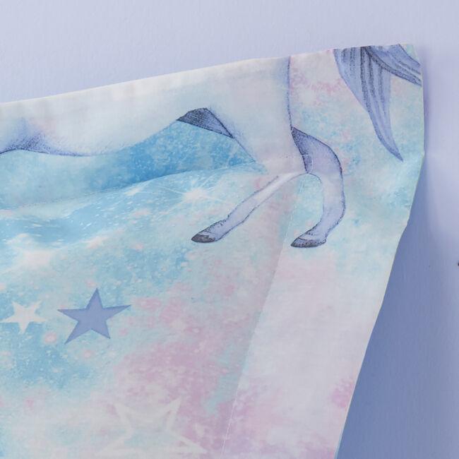 Mystical Unicorn Oxford Pillowcase Pair - Multi