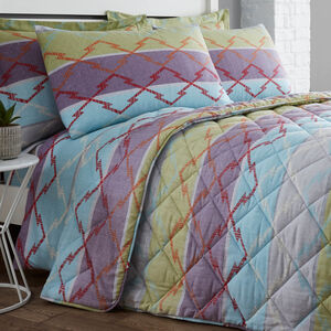 Ciara Brushed Cotton Bedspread 200cm x 220cm