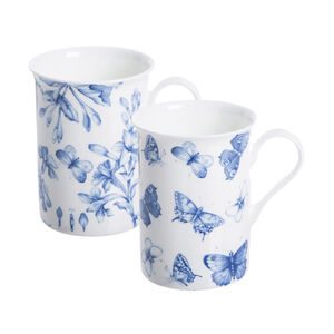 Botanical Bone China Mug