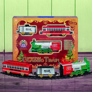Christmas Classic Train Set 23Pc