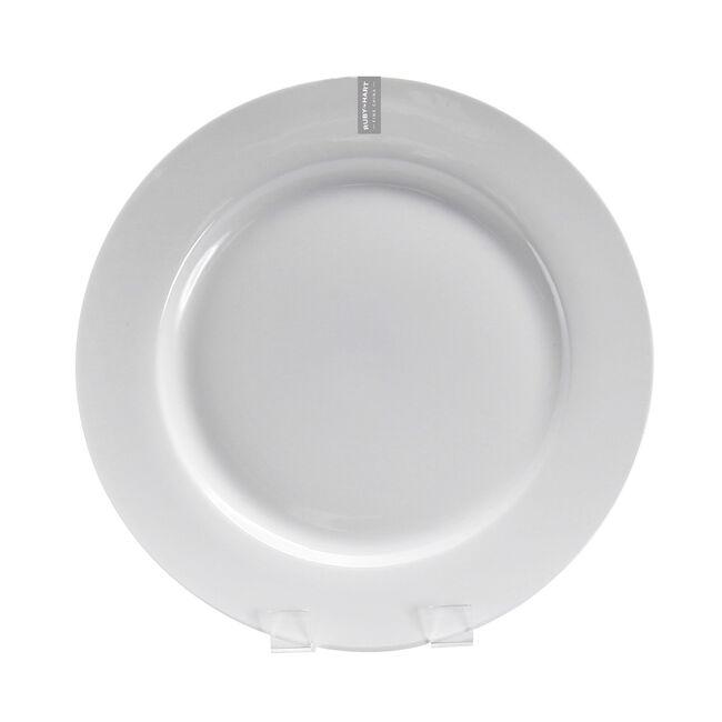 Ruby Hart Dinner Plate