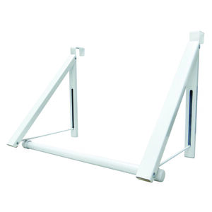 Double Foldable Overdoor Metal Rack