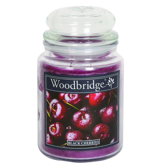 Woodbridge Black Cherries Large Jar