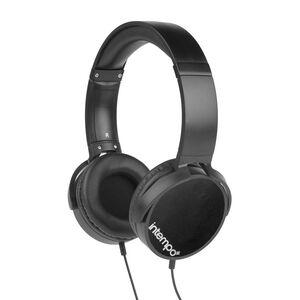 Intempo Black Dynamic Headphones
