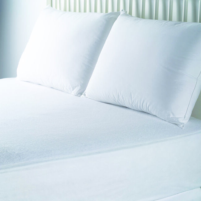 WATERPROOF TERRY DOUBLE Mattress Protector