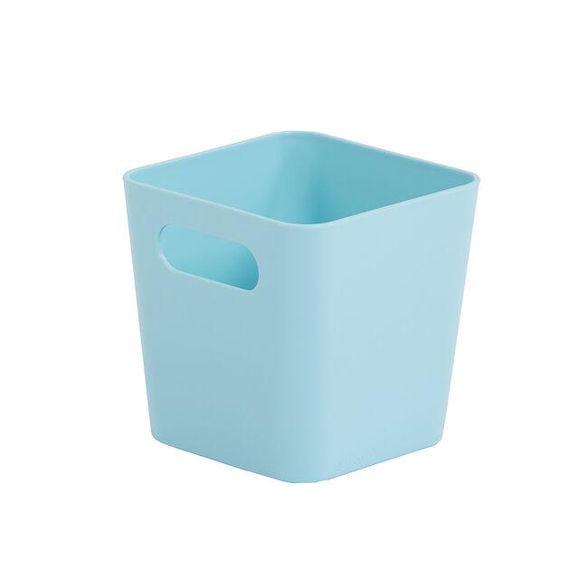 Studio Square Basket 1L - Duck Egg Blue