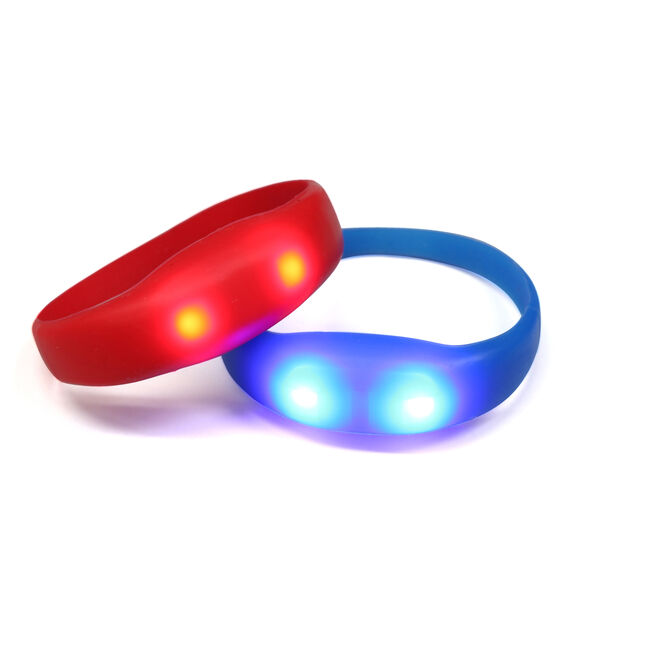 LED Light Bracelets 2 Pack
