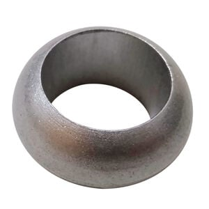 Glitter Napkin Ring - Silver