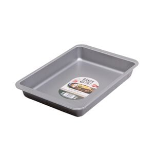 Baker & Salt Silver 32cm Multi-Purpose Tin