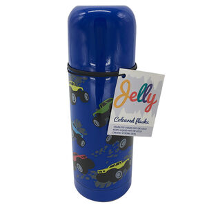 Jelly Childrens Truck Flask 350ml
