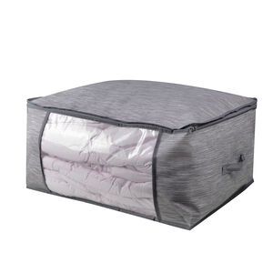 Clever Clothes Storage Bag Charcoal - 60x45x30cm