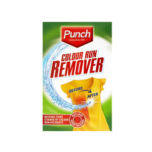 Punch Colour Run Remover