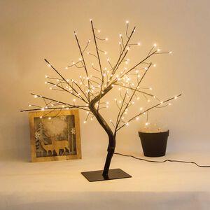 LIght Up Christmas Bonsai Tree