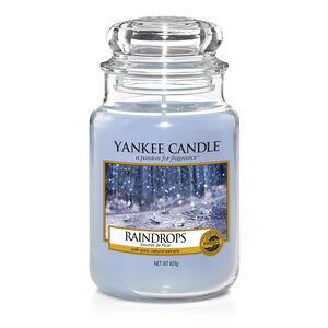 Yankee Candle Raindrops Large Jar