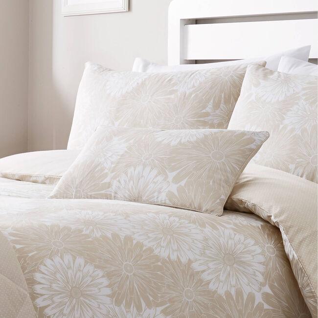 Enchanted Floral Natural Cushion 30cm x 50cm
