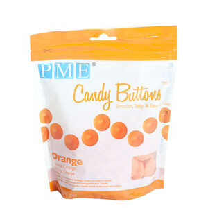 PME Orange Candy Buttons 340g
