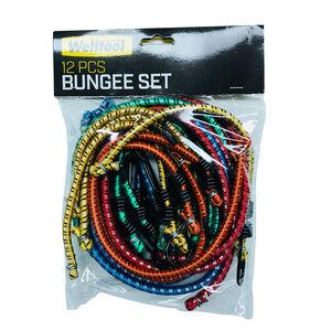 12PCS Bungee Set
