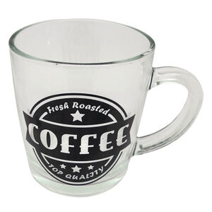 Coffee Glass Mug