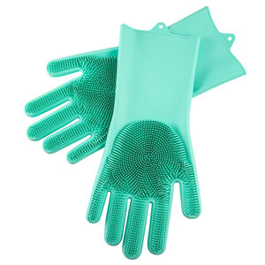 Multi-function Silicone Cleaning Gloves
